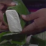 emballage feuille de bananier